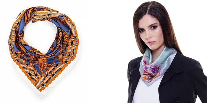 Шейный платок Манго
