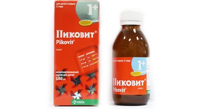 Сироп Pikovit