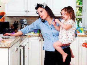 6 советов по красоте для мам, которым не хватает времени