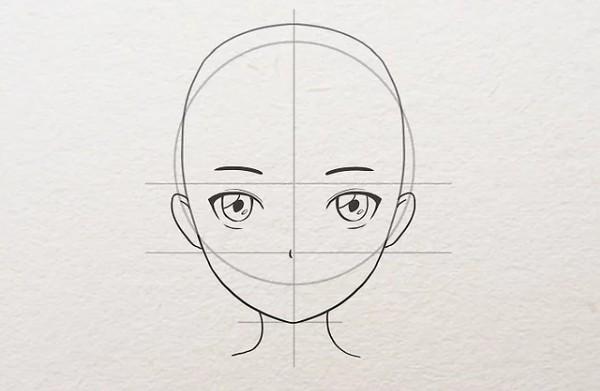 Как нарисовать аниме за 15 шагов