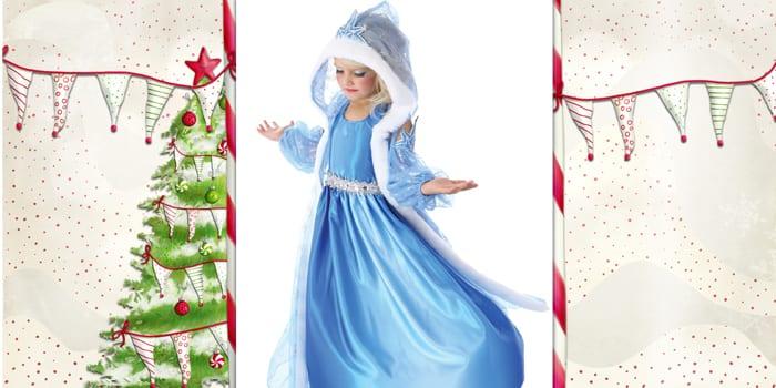 Снежная королева от Моррис
