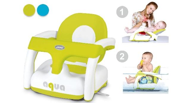 Jane Aqua стульчик-гамак 2 в 1