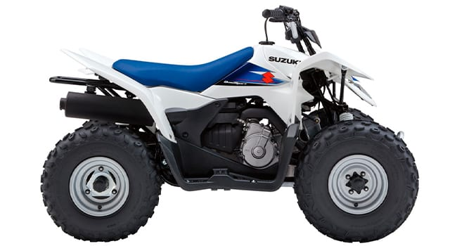 QuadSport Z90 от Suzuki