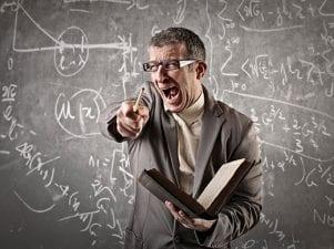Как написать родителям жалобу на учителя