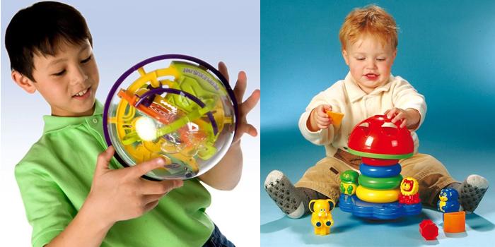 Умные игрушки