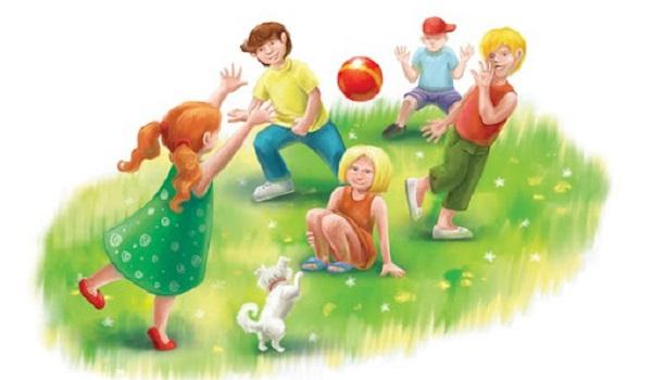 Забытые игры, которыми можно развлечь ребенка на даче и дома