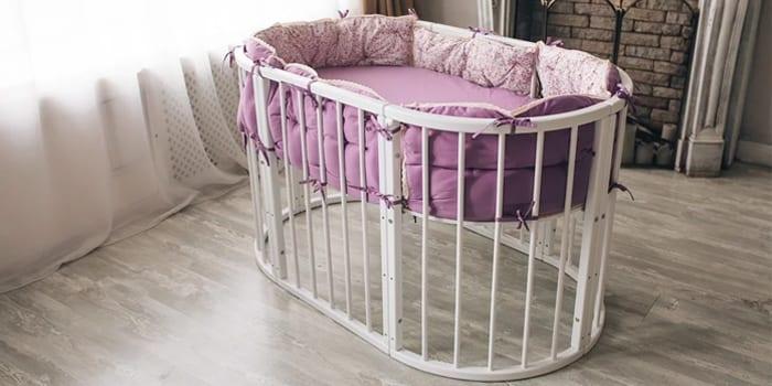 Кровать для грудничка