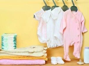 Размеры одежды для новорожденных по месяцам