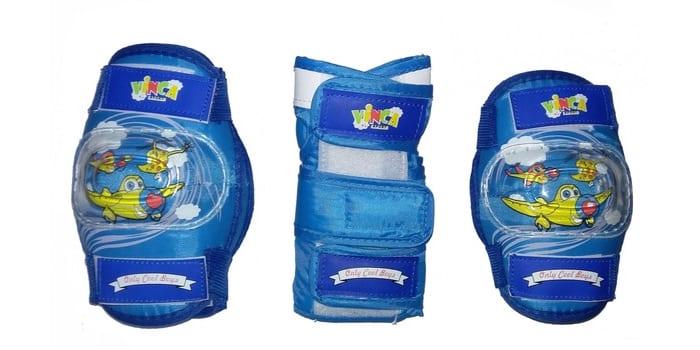 Защита VINCA SPORT VP 32 Blue