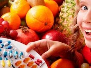 12 лучших витаминов для детей от 1 года
