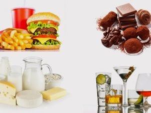 Что нельзя есть при месячных: 8 продуктов, которых следует избегать