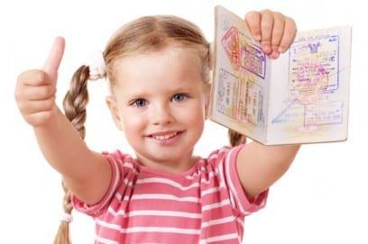 Как оформить загранпаспорт для ребенка в 2019 году