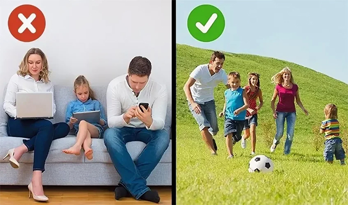 Зависимость от гаджетов в семье